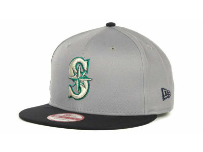 Seattle Mariners MLB Turnover Strapback 9FIFTY Cap Hats