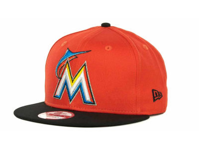 Miami Marlins MLB Turnover Strapback 9FIFTY Cap Hats