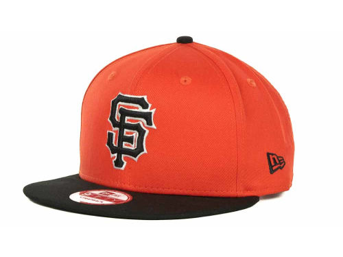 San Francisco Giants New Era MLB Turnover Strapback 9FIFTY Cap Hats