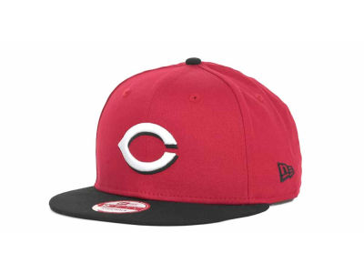 Cincinnati Reds MLB Turnover Strapback 9FIFTY Cap Hats