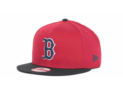 Boston Red Sox MLB Turnover Strapback 9FIFTY Cap Hats