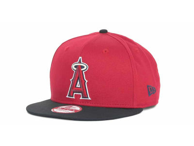 Los Angeles Angels of Anaheim MLB Turnover Strapback 9FIFTY Cap Hats