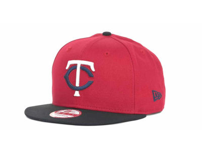 Minnesota Twins MLB Turnover Strapback 9FIFTY Cap Hats