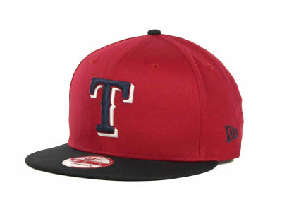 Texas Rangers MLB Turnover Strapback 9FIFTY Cap Hats
