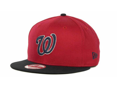 Washington Nationals MLB Turnover Strapback 9FIFTY Cap Hats