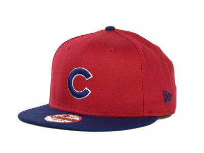 Chicago Cubs MLB Turnover Strapback 9FIFTY Cap Hats