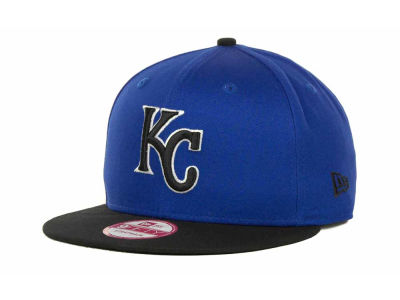 Kansas City Royals MLB Turnover Strapback 9FIFTY Cap Hats