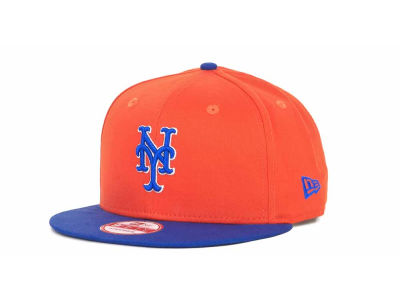 New York Mets MLB Turnover Strapback 9FIFTY Cap Hats