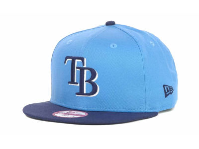 Tampa Bay Rays MLB Turnover Strapback 9FIFTY Cap Hats