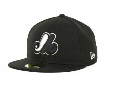 Montreal Expos MLB Basic 59FIFTY Cap Hats
