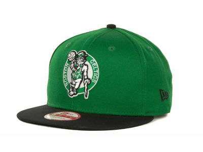 Boston Celtics NBA Hardwood Classics Turnover Strapback 9FIFTY Cap Hats