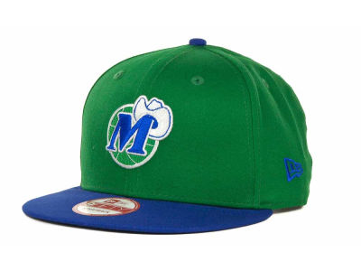 Dallas Mavericks NBA Hardwood Classics Turnover Strapback 9FIFTY Cap Hats