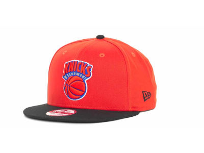 New York Knicks NBA Hardwood Classics Turnover Strapback 9FIFTY Cap Hats
