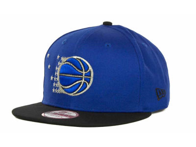 Orlando Magic NBA Hardwood Classics Turnover Strapback 9FIFTY Cap Hats