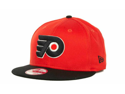 Philadelphia Flyers NHL Turnover Strapback 9FIFTY Cap Hats