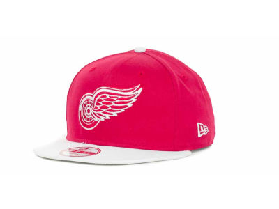 Detroit Red Wings NHL Turnover Strapback 9FIFTY Cap Hats