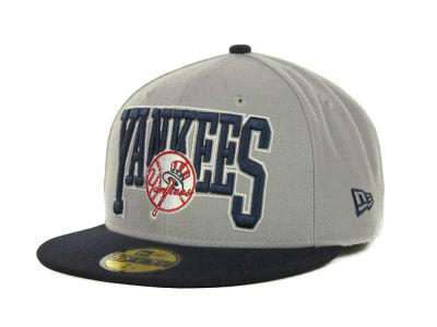 New York Yankees MLB 2TB 59FIFTY Cap Hats