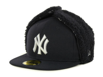 New York Yankees Cityscape Dogear 59FIFTY Cap Hats