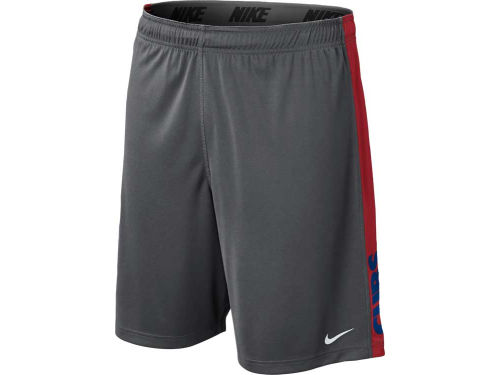Chicago Cubs Nike MLB AC Dri-Fit Fly Short 2013