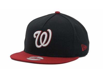Washington Nationals MLB Said Snapback 9FIFTY Cap Hats