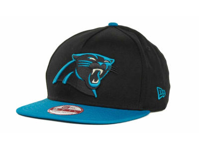 Carolina Panthers NFL Said Snapback 9FIFTY Cap Hats