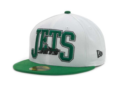 New York Jets NFL 2TB 59FIFTY Cap Hats