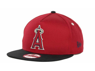 Los Angeles Angels of Anaheim MLB Turnover Snapback 9FIFTY Cap Hats