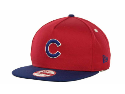 Chicago Cubs MLB Turnover Snapback 9FIFTY Cap Hats