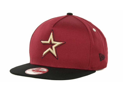 Houston Astros MLB Turnover Snapback 9FIFTY Cap Hats