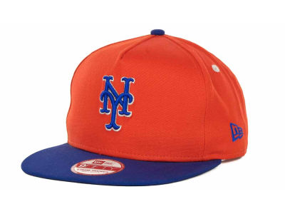 New York Mets MLB Turnover Snapback 9FIFTY Cap Hats