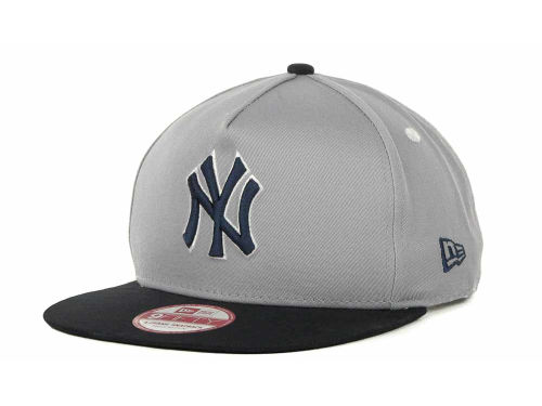 New York Yankees New Era MLB Turnover Snapback 9FIFTY Cap Hats
