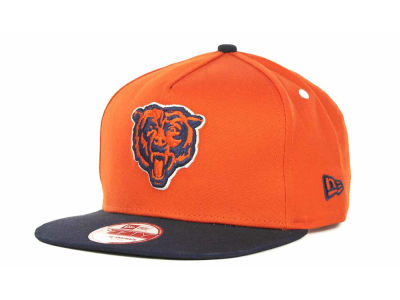 Chicago Bears NFL Turnover Snapback 9FIFTY Cap Hats