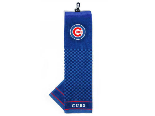 Chicago Cubs Team Golf Trifold Golf Towel