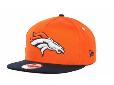 Denver Broncos NFL Turnover Snapback 9FIFTY Cap Hats