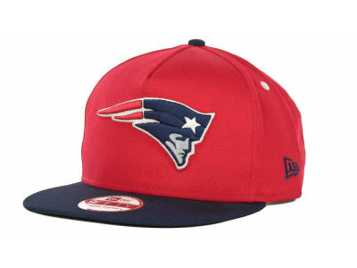 New England Patriots NFL Turnover Snapback 9FIFTY Cap Hats