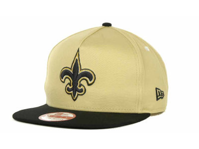 New Orleans Saints NFL Turnover Snapback 9FIFTY Cap Hats