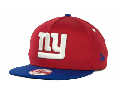 New York Giants NFL Turnover Snapback 9FIFTY Cap Hats