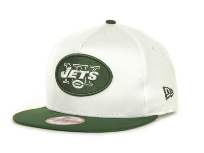 New York Jets NFL Turnover Snapback 9FIFTY Cap Hats