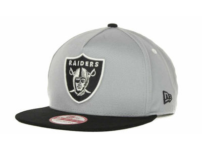Oakland Raiders NFL Turnover Snapback 9FIFTY Cap Hats