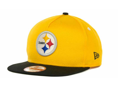 Pittsburgh Steelers NFL Turnover Snapback 9FIFTY Cap Hats