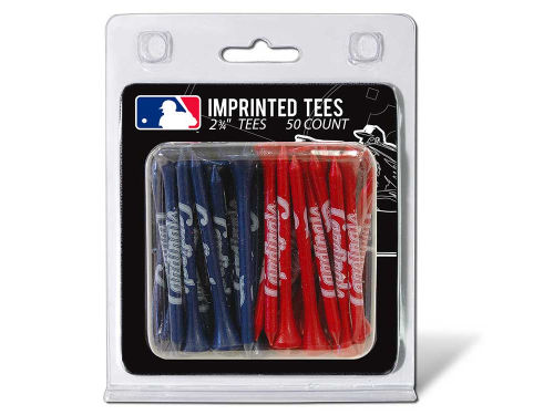 St. Louis Cardinals Team Golf 50pk Golf Tees