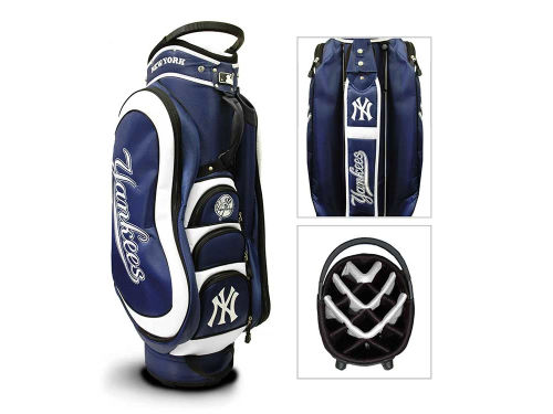 New York Yankees Team Golf Medalist Cart Bag