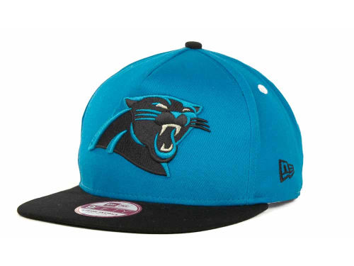 Carolina Panthers New Era NFL Turnover Snapback 9FIFTY Cap Hats