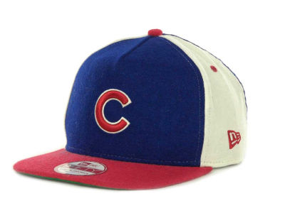 Chicago Cubs MLB Triple Melt Strapback 9FIFTY Cap Hats