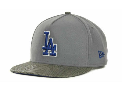 Los Angeles Dodgers MLB Snake Strapback 9FIFTY Cap Hats