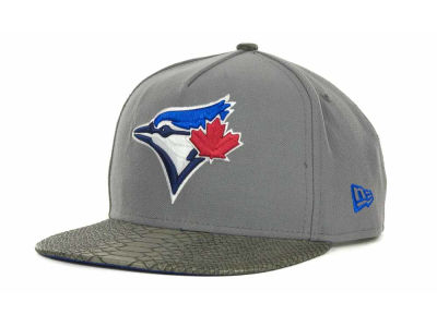 Toronto Blue Jays MLB Snake Strapback 9FIFTY Cap Hats