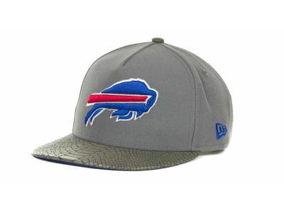 Buffalo Bills NFL Snake Strapback 9FIFTY Cap Hats