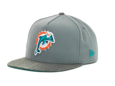 Miami Dolphins NFL 2013 Logo Change 9FIFTY Cap Hats