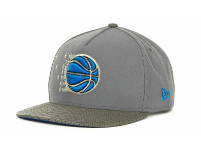 Orlando Magic NBA Hardwood Classics Snake Strapback 9FIFTY Cap Hats