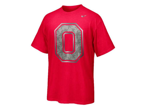 Ohio State Buckeyes Nike NCAA Fast Is Faster Authentic T-Shirt
